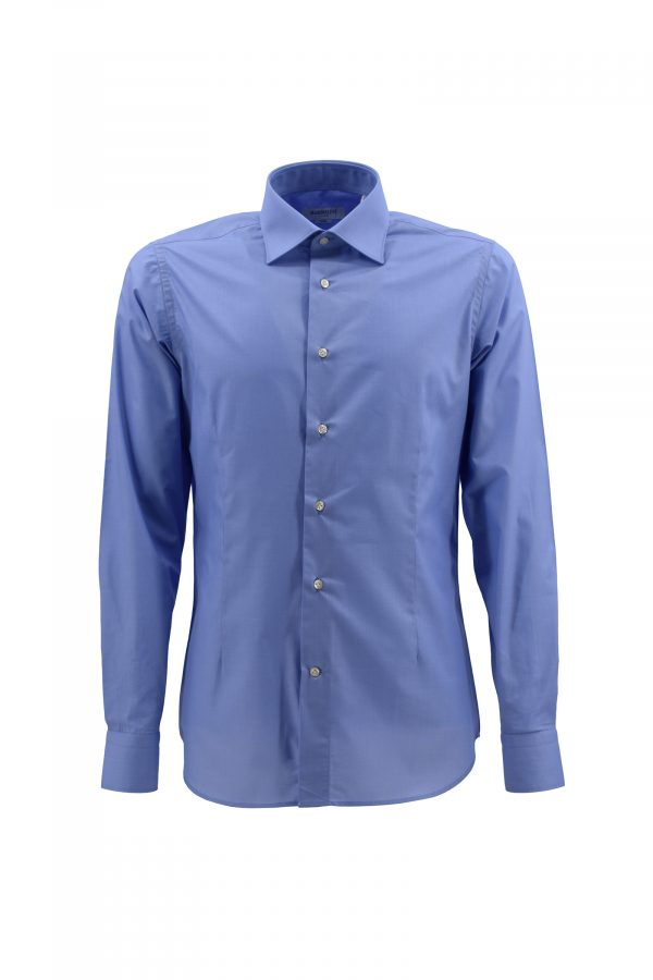 BARBOLINI košulja - B8z29807 - PLAVA