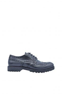 BARBOLINI cipele - B8z9050 - CRNA