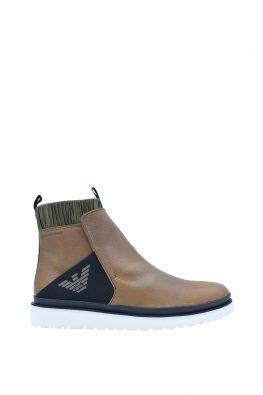 EMPORIO ARMANI cipele - EA8zX4M303XL472 - BRAON
