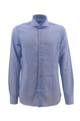 BARBOLINI košulja - B0pBDR4301 - PLAVA