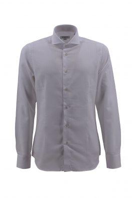 BARBOLINI košulja - B0pBDR4300 - BELA