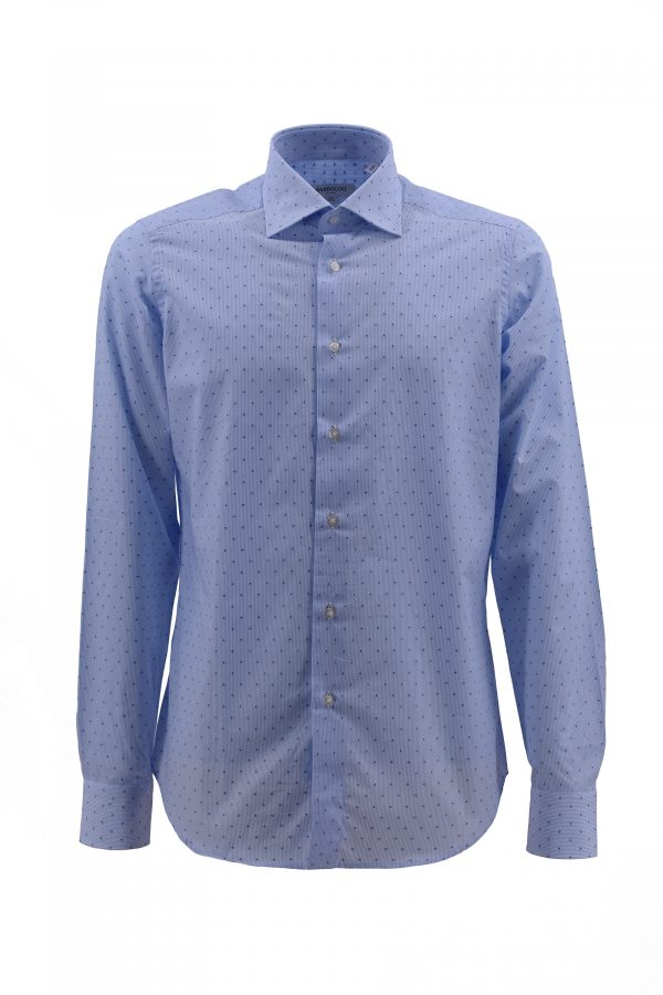 BARBOLINI košulja - B0pBBT2211 - PLAVA