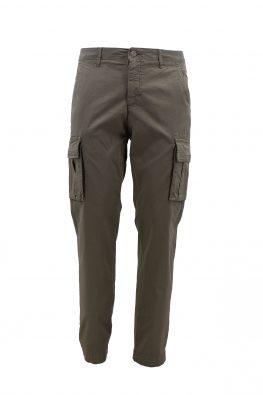 BARBOLINI pantalone - B0pGPC1365 - MASLINASTA