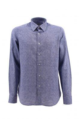 BARBOLINI košulja - B0pBDR5801 - PLAVA