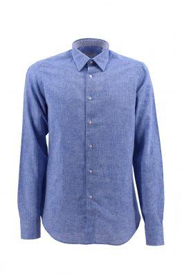 BARBOLINI košulja - B0pBDR5611 - PLAVA