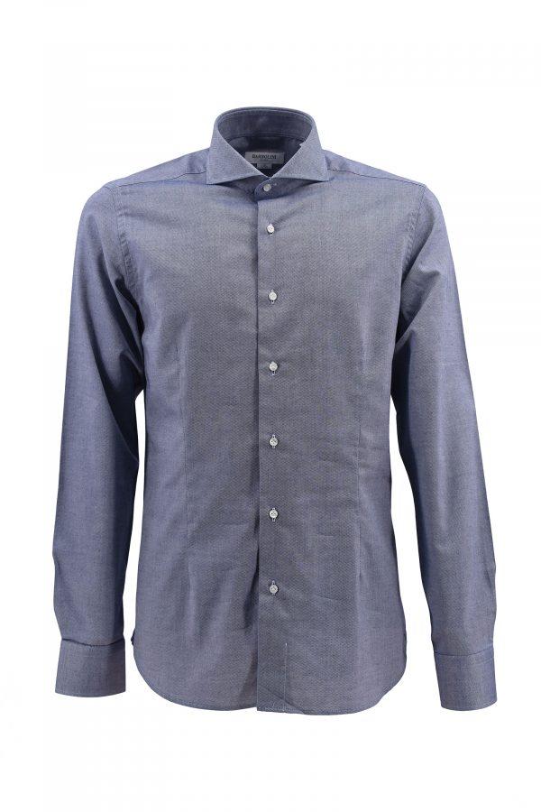 BARBOLINI košulja - B0pBBR3601 - PLAVA