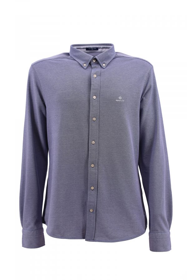 GANT košulja - GM0p3002562 - PLAVA
