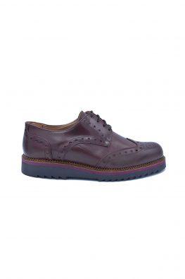 NAVIGARE cipele - N0p02 - BORDO