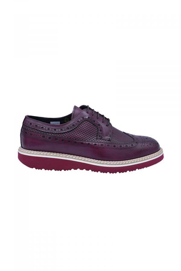BARBOLINI cipele - B0pEX97 - BORDO