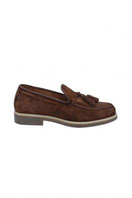 BARBOLINI cipele - B0pCAM915 - BRAON