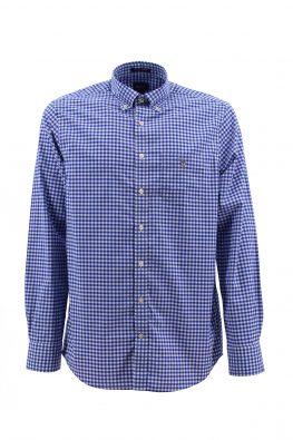 GANT košulja - GM0p3046700 - PLAVA-KARO