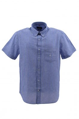 NAVIGARE košulja - NV0p93005BDMM - PLAVA