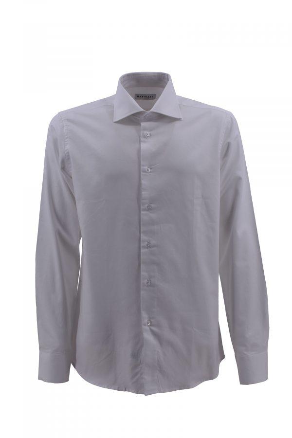 NAVIGARE košulja - N0p13001 - BELA