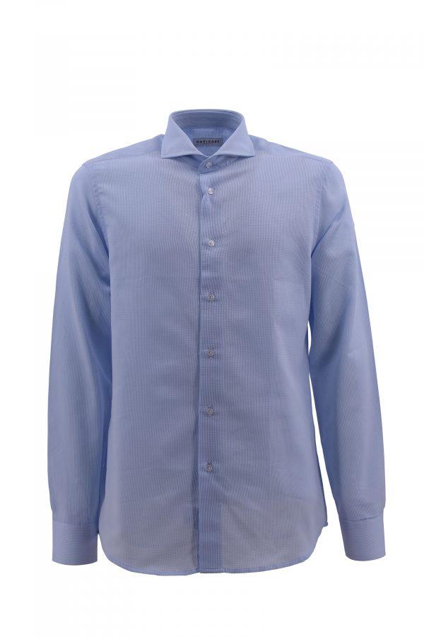 NAVIGARE košulja - N0pCEL101 - SVETLO-PLAVA