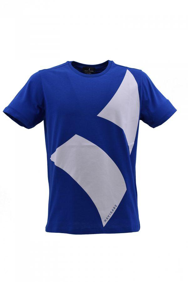 NAVIGARE majica - NV0p31116 - PLAVA