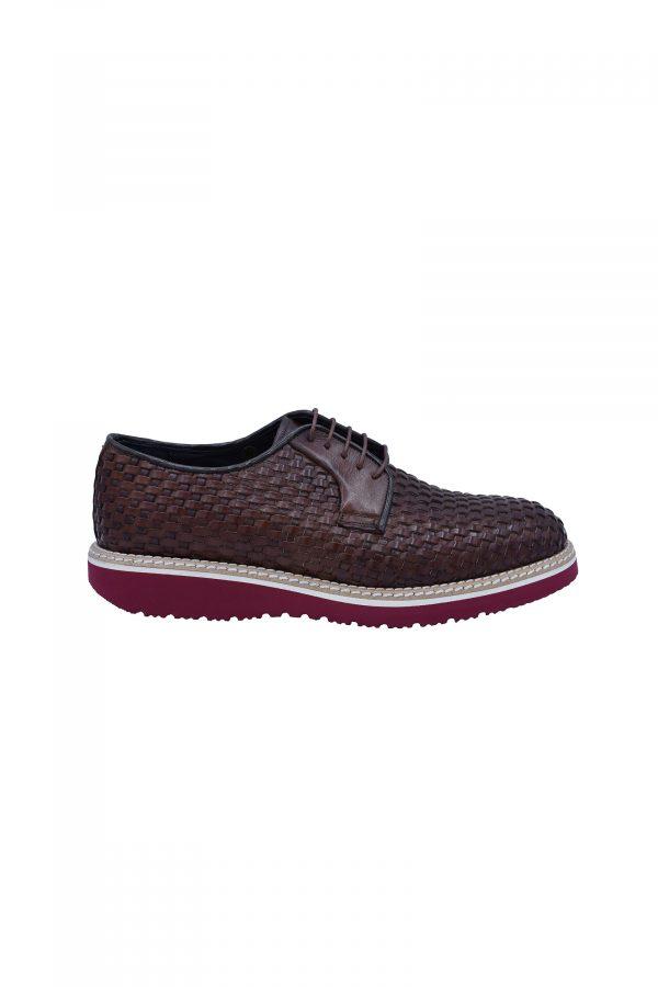 BARBOLINI cipele - B0pEX90 - BRAON