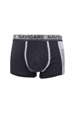 NAVIGARE bokserice - B2887ZX6 - CRNA