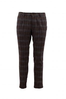 BARBOLINI pantalone - B0pHZC1311 - BRAON-KARO