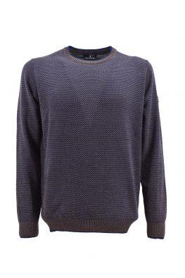 NAVIGARE džemper - NV0z1029230 - BRAON
