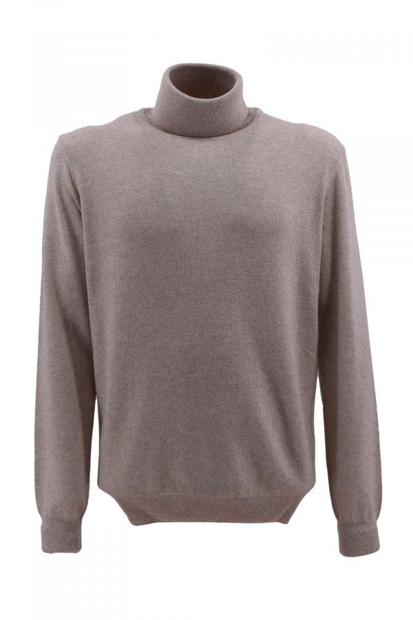 BARBOLINI džemper - B0zMCRATERE100 - BEŽ