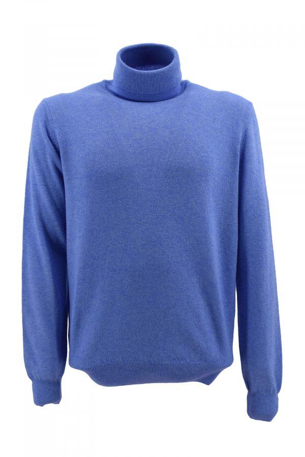 BARBOLINI džemper - B0zMCRATERE100 - SVETLO-PLAVA