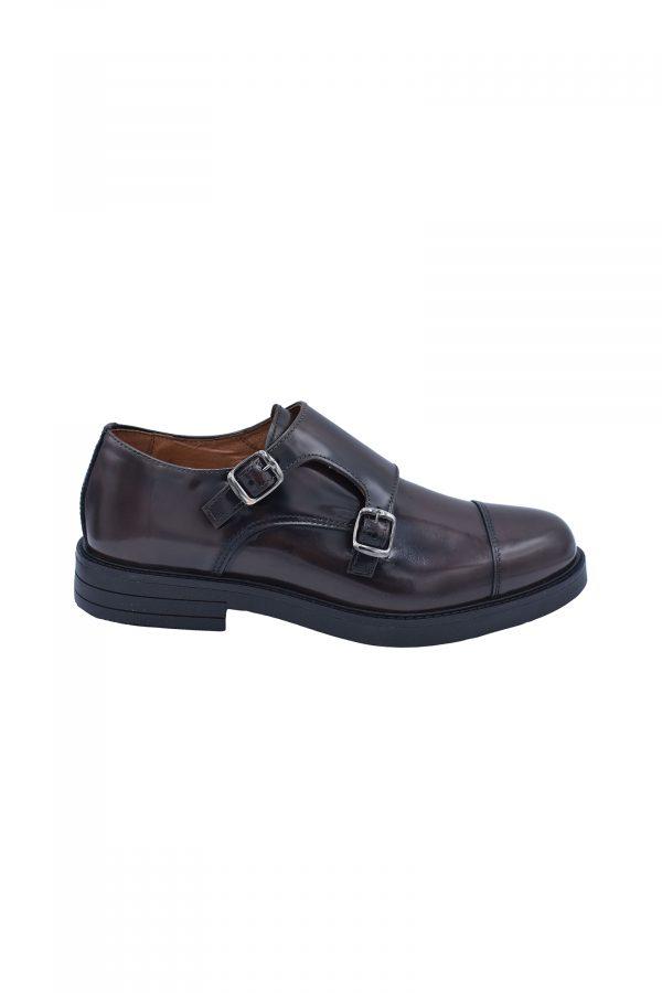 BARBOLINI cipele - B0zABRAZ103 - BRAON