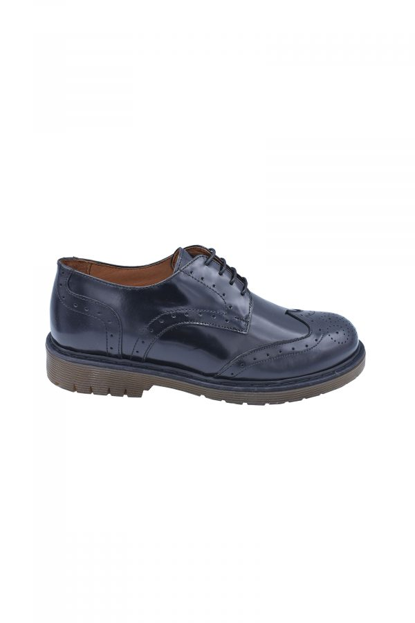 BARBOLINI cipele - B0zABRAZ02 - CRNA