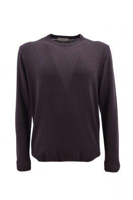 BARBOLINI džemper - B0z11080PA - BRAON