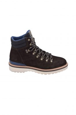 GANT cipele - G0z21643031 - TAMNO-BRAON