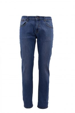 NAVIGARE farmerke - NV0z51086LS - DENIM