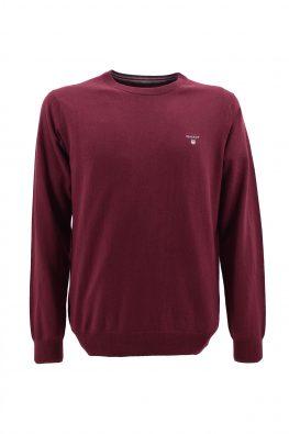 GANT džemper - G0z83101 - BORDO