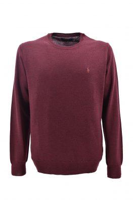 RALPH LAUREN džemper - 0z710714346023 - BORDO