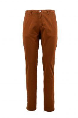 BARBOLINI pantalone - B8zRAC9243 - TERAKOT