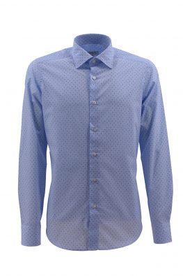 BARBOLINI košulja - B0zCHN7502 - SVETLO-PLAVA
