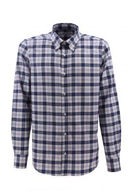 NAVIGARE COLLEZIONI košulja - N0z16-01 - TEGET-KARO