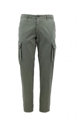 BARBOLINI pantalone - B0zGM195 - ZELENA