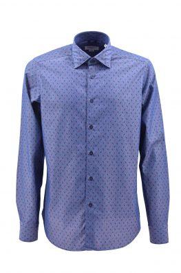 BARBOLINI košulja - B0zCHG1901 - PLAVA