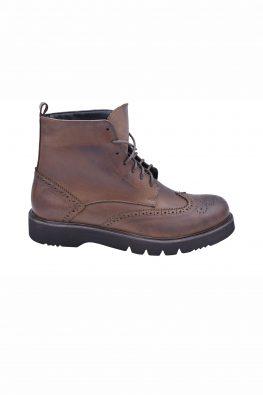 BARBOLINI cipele - B0zCUOIO13410 - BRAON
