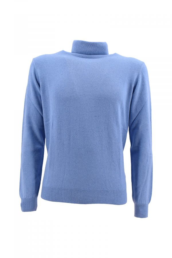 BARBOLINI džemper - B9z11156C - PLAVA