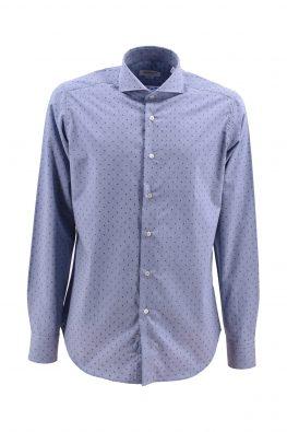 BARBOLINI košulja - B9zADH2601G - PLAVA