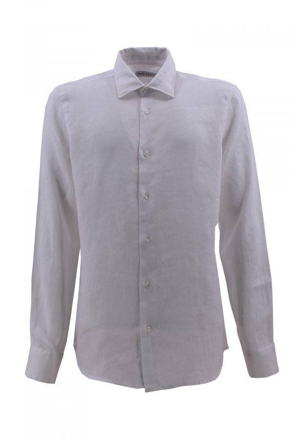 NAVIGARE COLLEZIONI košulja - N1pN230 - BELA