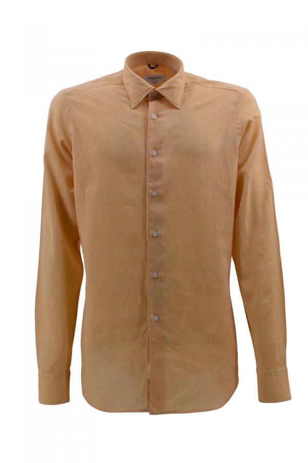 BARBOLINI košulja - B1pDDN1108 - ŽUTA