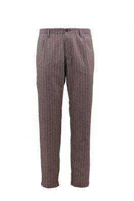 BARBOLINI pantalone - B1pSICILIA - BEŽ-PRUGE
