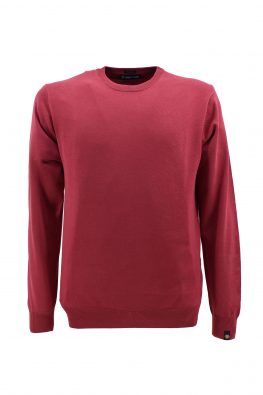 NAVY SAIL džemper - NS1p0020130 - CRVENA