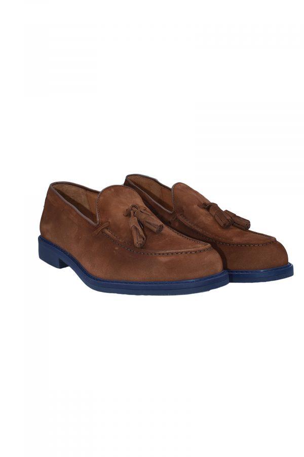 BARBOLINI cipele - B1PCAM915 - BRAON