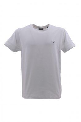 GANT majica - G1p234100 - BELA