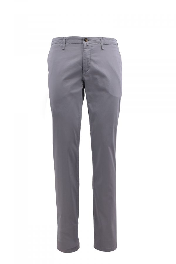 BARBOLINI pantalone - B1p20047 - SVETLO-SIVA