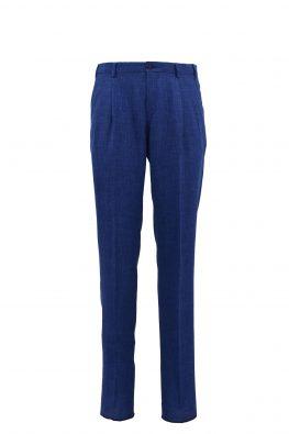 PAL ZILERI pantalone - L1p110_8207 - PLAVA