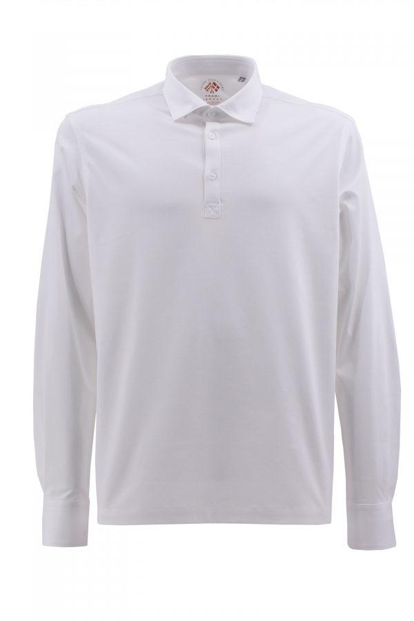 FRADI košulja - 1pCPJ650_CN6686 - BELA