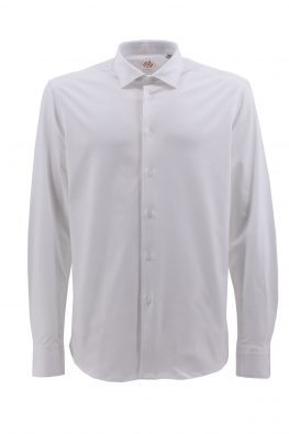 FRADI košulja - 1pCJ650_CN6686 - BELA